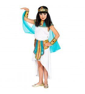 Hatsjepsoet Egyptische Farao Koningin Meisje Kostuum