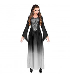 Gotische Meesteres Van De Nacht Vrouw Kostuum