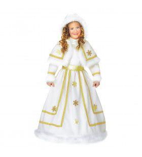 Sneeuw Prinses IJspaleis Meisje Kostuum