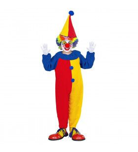 Circus Clown Hilarius Kind Kostuum