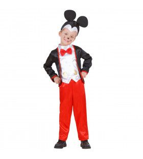 Bekendste Muis Van De Wereld Mickey Kind Kostuum