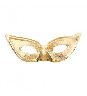 Oogmasker Papillon Goud
