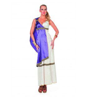 Romeinse Livia Vrouw Kostuum