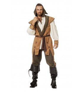 Sherwood Hero Man Kostuum
