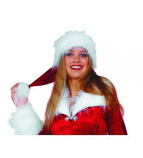 Kerstmuts Met Bal De Luxe
