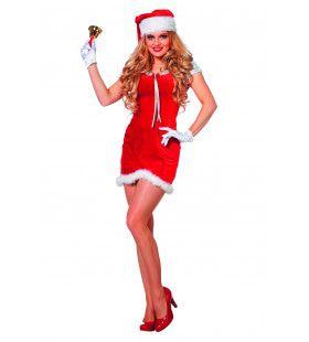 Jurkje Jingle Bells Vrouw