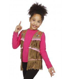 Hesje Indianen Meisje Cheyenne