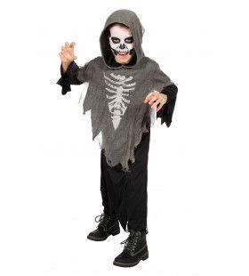Hartverlammende Halloween Geest Jongen Kostuum