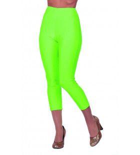 Legging Neon Groen Vrouw