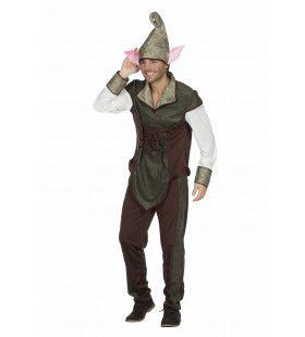 In De Ban Elf Man Kostuum