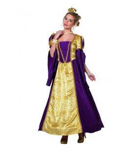 Koningin Barok Oostenrijk Hongarije Vrouw Kostuum