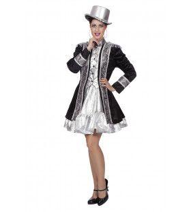 Showgirl Uit Parijs Jas Vrouw