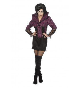 Intens Gemene Bloeddorstige Vampier Vrouw Kostuum