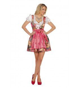 Rosamunde Pilsner Dirndl Vrouw Kostuum