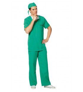 Orthopedisch Chirurg Streekziekenhuis Man Kostuum