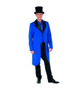 Slipjas Dompteur Leeuwentemmer Circus Blauw Man