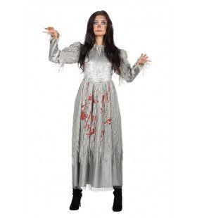 Scheiden Is Lijden Zombie Bruid Vrouw Kostuum