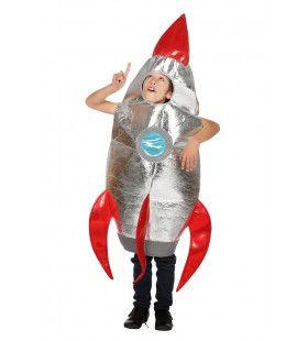 Ruimtevaart Raket Heelal Knaller Kostuum