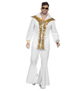 The King Of Las Vegas Elvis Show Man