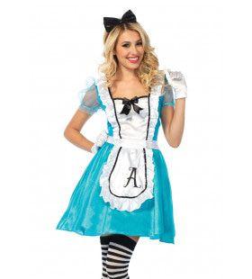 Classic Alice Vrouw Kostuum