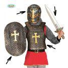 Kruisvaarders Set Vierdelig
