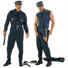 Lekker Luxe Village People Politie Stripper Man Kostuum