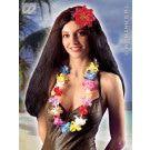 Hawaii Slinger Fleurige Bloemen