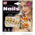 Nagels Goud Metallic