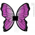 Glittervleugels Vlinder 50x50 Centimeter