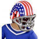 American Football Helm Opblaasbaar USA Stars And Stripes
