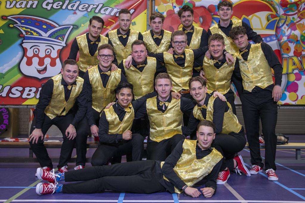 Carnavalskleding groep 1